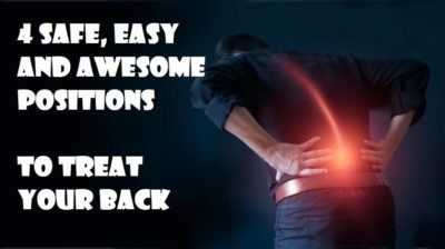 Treat your back with Reiki